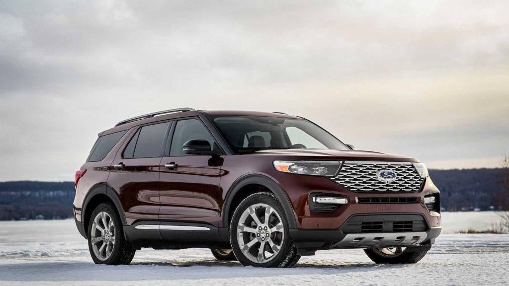 El nuevo Ford Explorer 2020 es más ligero y deportivo que nunca