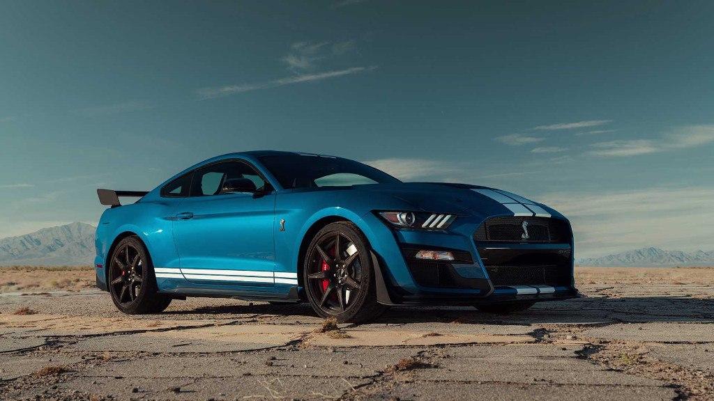 Ford presenta oficialmente el nuevo Shelby GT500 sin revelar su potencia