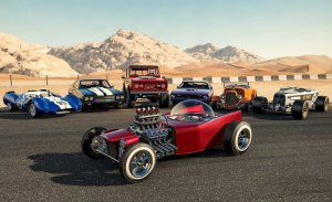 Forza Motorsport 7 estrena el paquete de coches Barrett-Jackson
