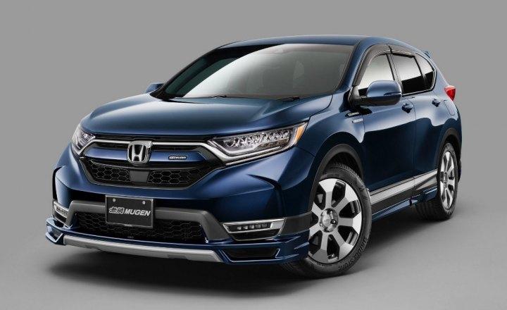 Noticias Honda Cr V Toda La Informacion Y Novedades Motor Es