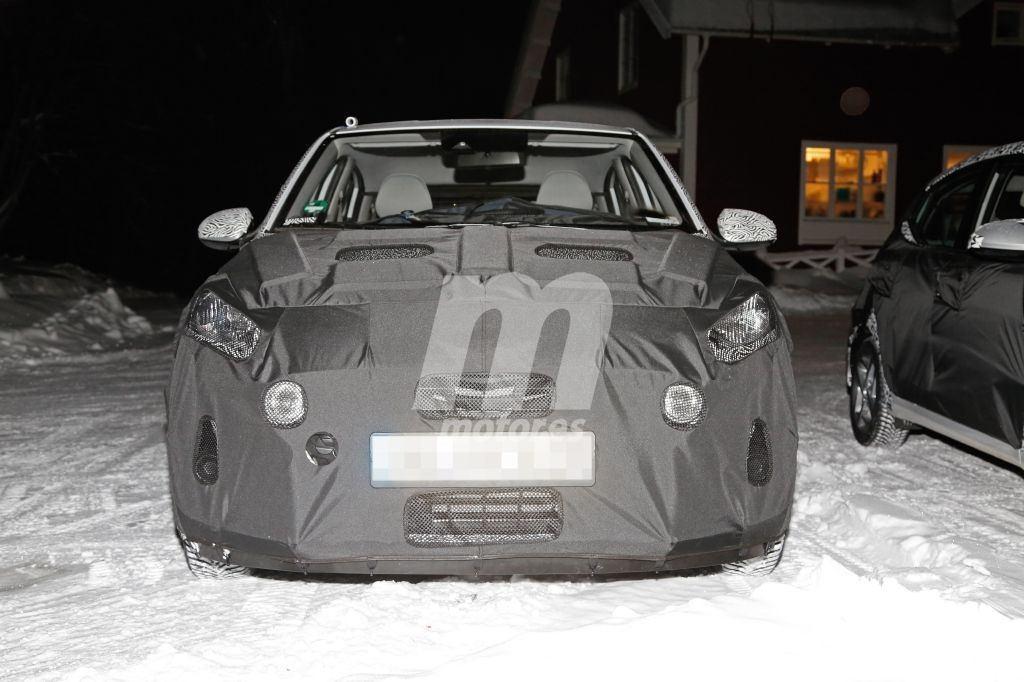 La tercera generación del Hyundai i10 empieza sus pruebas en el Círculo Polar Ártico