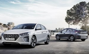 Hyundai IONIQ 2019, nueva imagen para el icono de la electrificación