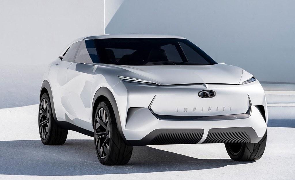 Infiniti QX Inspiration Concept, adelanto de un nuevo coche eléctrico