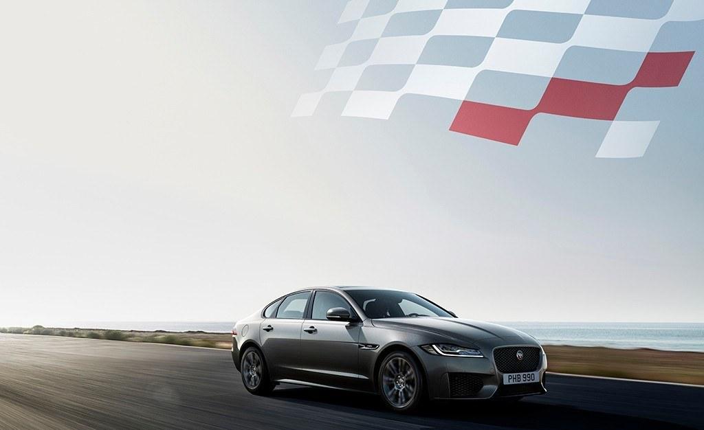 Jaguar XF Chequered Flag Edition, más exclusividad y equipamiento de serie