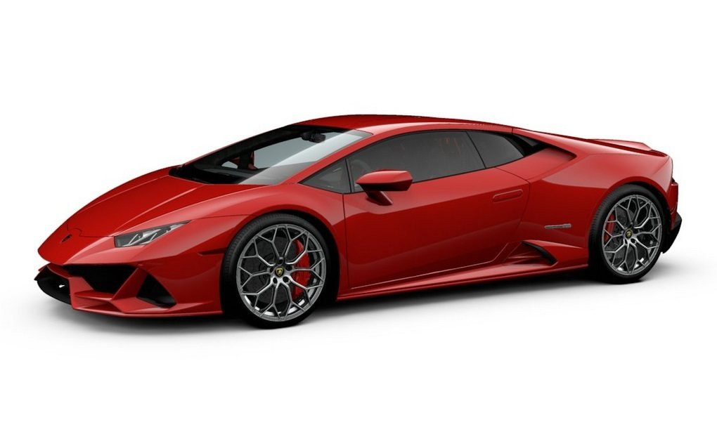 El nuevo Lamborghini Huracán EVO ya tiene configurador online
