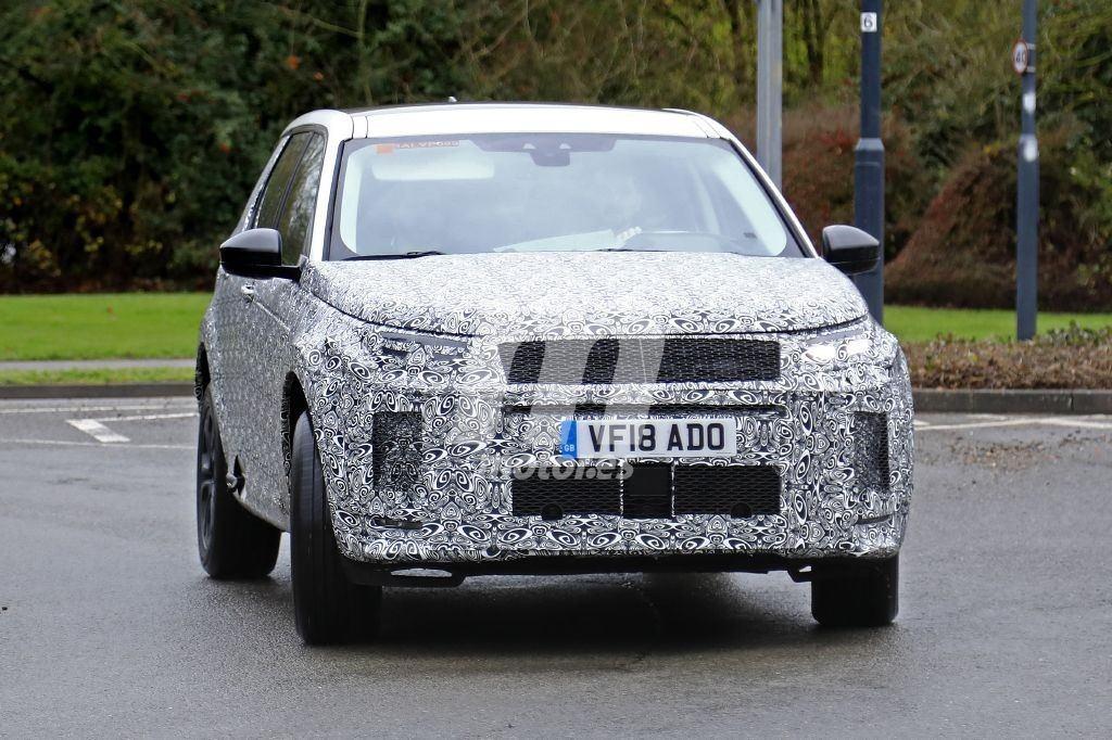 El lavado de cara del Land Rover Discovery Sport 2020, cazado de nuevo en Reino Unido