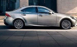 Un nuevo Lexus IS F es posible pero sin el V8 de 5.0 litros
