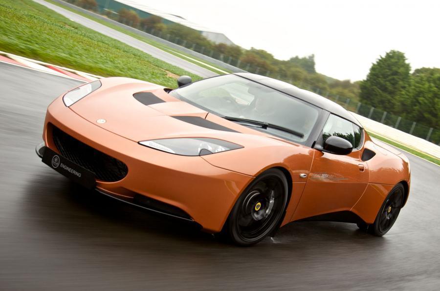 El ejemplar único del Lotus Evora 414 E eléctrico a la venta