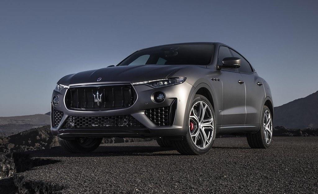 Maserati Levante Vulcano, un plus de exclusividad para el SUV italiano