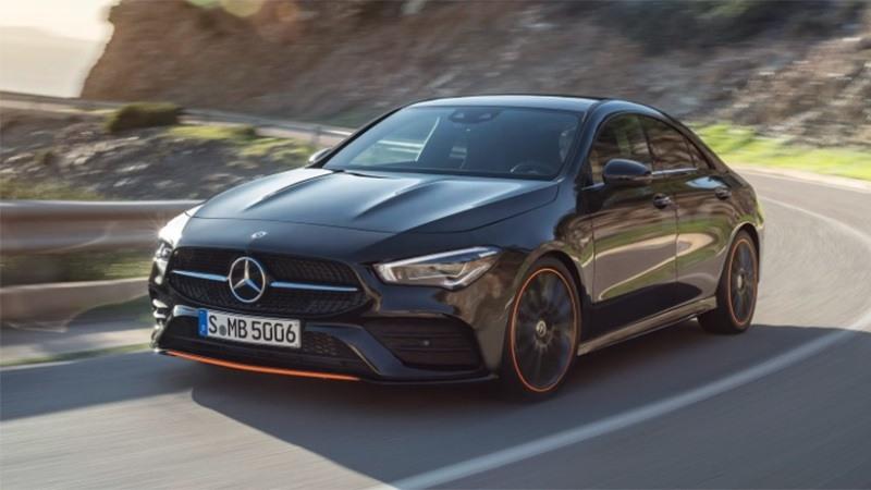 El nuevo Mercedes Clase CLA filtrado al completo antes de su presentación