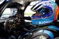 Alonso explica su alucinante primer relevo y su duelo con Castroneves