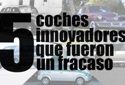 5 coches innovadores que fueron un fracaso