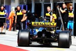 Abiteboul: Renault sufrirá menos que sus rivales con el límite presupuestario