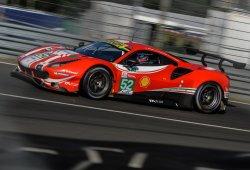AF Corse no tendrá un tercer Ferrari en Le Mans 2019
