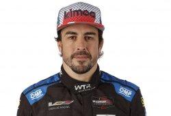 """Alonso confía en Wayne Taylor Racing: """"En Daytona tenemos expectativas altas"""""""