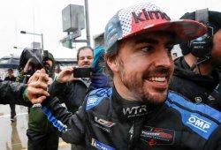 """Alonso: """"Ganar carreras en lugares icónicos como Daytona significa mucho"""""""