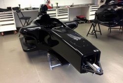 Así se hace un monocasco de Fórmula 1