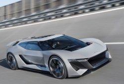El nuevo jefe de Audi confirma la producción del deportivo eléctrico PB-18 e-tron