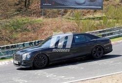 El Bentley Flying Spur 2020 a fondo en Nürburgring [vídeo]
