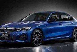 El nuevo BMW Serie 3 de batalla larga ha sido presentado en China
