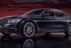BMW Serie 7 Black Fire Edition, una despedida por todo lo alto en China