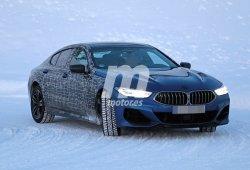 El esperado BMW Serie 8 Gran Coupé ya realiza sus test de invierno