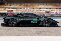 Brabham volverá con el BT62 GTE a las 24 Horas de Le Mans