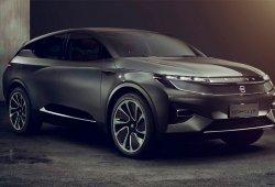 Byton M-Byte Concept, adelanto de un nuevo SUV eléctrico muy tecnológico