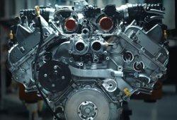 Cadillac ha preparado un épico vídeo de su nuevo V8 Blackwing