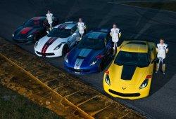 Chevrolet presenta los nuevos Corvette Grand Sport Drivers Edition