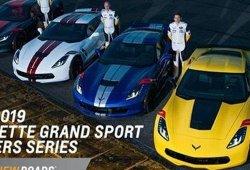 Filtrados los nuevos Chevrolet Corvette Grand Sport Drivers Edition 2019