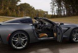 General Motors patenta nuevas puertas motorizadas para el Chevrolet Corvette