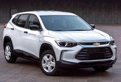 ¡Al descubierto! Así es el nuevo Chevrolet Tracker que será vendido en China