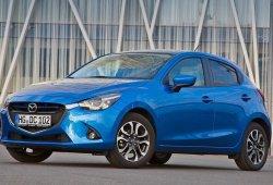 Todavía es posible comprar un Mazda2 con motor diésel, aunque por poco tiempo
