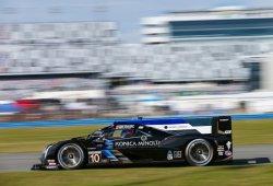 El Cadillac de Alonso, sexto en la parrilla de Daytona; el Mazda #77 en pole