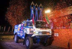 Dakar 2019: Eduard Nikolaev, el zar de Kamaz en el desierto