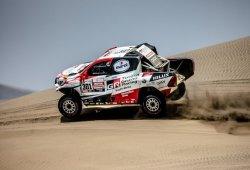 Dakar 2019, etapa 1: Sainz no disputa el triunfo a Al-Attiyah