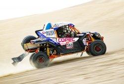Dakar 2019, etapa 10: En 'SxS', el 'Touareg' es para 'Chaleco'