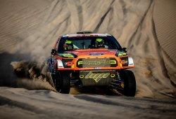Dakar 2019, etapa 3: Arequipa está tras las dunas de Acari