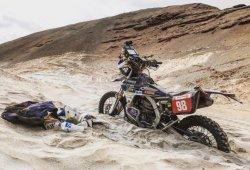 Dakar 2019, etapa 4: Un grito desconsolado y una apuesta