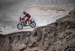 Dakar 2019, etapa 4: Victoria y liderato para Ricky Brabec