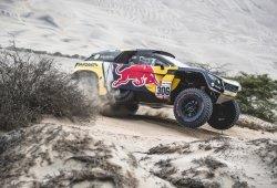 Dakar 2019, etapa 5: Daniel Elena carga contra el Dakar