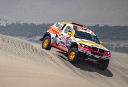 Dakar 2019, etapa 7: En este rally llueven buggies