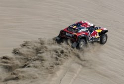 Dakar 2019, etapa 7: Mordisco de Peterhansel a Al-Attiyah