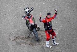 Dakar 2019, etapa 8: Honda no escapa a su maldición