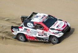 Dakar 2019, etapa 9: Nasser Al-Attiyah roza el 'Touareg'