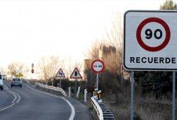 Entran en vigor los nuevos límites de velocidad en España: a 90 km/h en carreteras convencionales