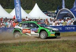 Eerik Pietarinen, campeón de Finlandia, se pasa a WRC2