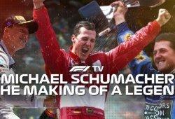 F1 TV presenta un documental sobre Michael Schumacher