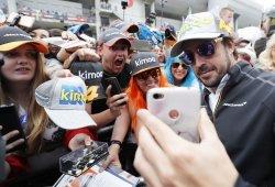 Fernando Alonso, segundo personaje más buscado en Google en 2018